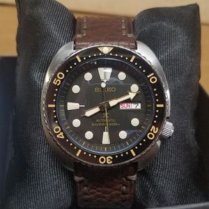 WTS] Seiko SKX007 with Sapphire Crystal, Ceramic Bezel Insert, and 2