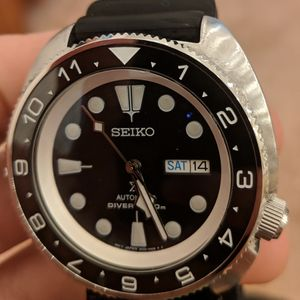 WTS] Modified Seiko SRP777 Turtle (DD Sapphire, Lumed