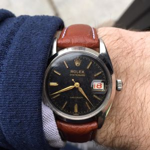 WTS] 1957 Rolex Oysterdate 6494 Dauphine Hands - $2,300 (OBO