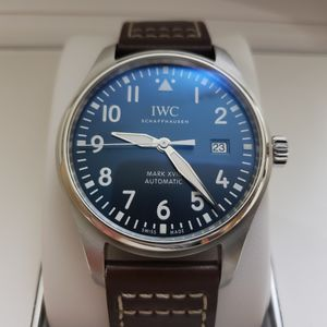 cheap for discount 36f4f b2707 IWC Pilot's Watch Mark XVIII (IW327004) For Sale, Market ...