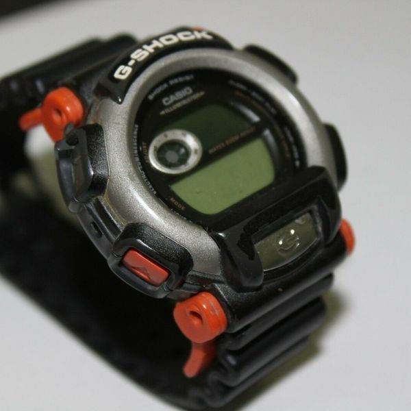 Vintage Casio Dw 003 G Shock For Parts
