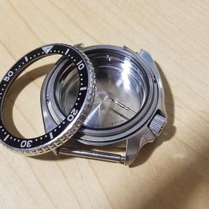 WTS] Orient Ray II with sapphire, coin edge bezel, ceramic, and