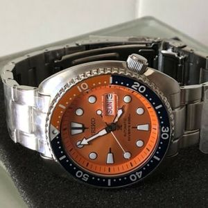 new product a07c7 a0ee5 Seiko Orange Turtle SRPC95K1 Limited Edition Watch | WatchCharts