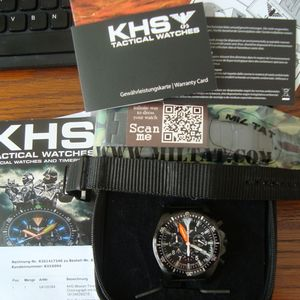 KHS MISSION TIMER AUTOMATIC H3 OCEAN (UK) | WatchCharts