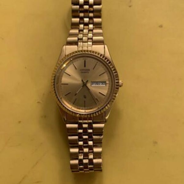 Citizen Watch Model Number Gn 4w S