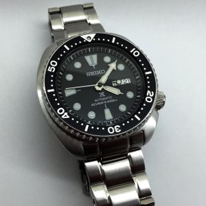 SOLD-Seiko Turtle SRP777 with OEM SRP775 bracelet  Mov't